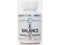 E BALANCE 30 CAPSULES by RESET NUTRITION