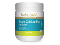 SUPER CALCIUM PLUS WITH BORON 180 TABLETS by HERBS OF GOLD
