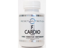 F CARDIO 60 CAPSULES by RESET NUTRITION