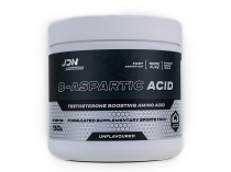 D-ASPARTIC ACID 150g by JD NUTRACEUTICALS