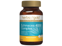 ECHINACEA 4000 COMPLEX 30 TABLETS by HERBS OF GOLD