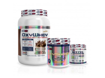 OXYWHEY + OXYSHRED + ACETYL L-CARNITINE by EHP LABS