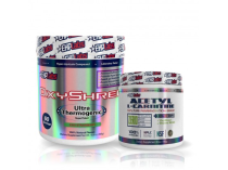 OXYSHRED + ACETYL L-CARNITINE by EHP LABS *FREE SHIPPING*