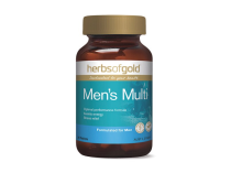MEN'S MULTI 30 TABLETS by HERBS OF GOLD