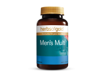 MEN'S MULTI 60 TABLETS by HERBS OF GOLD