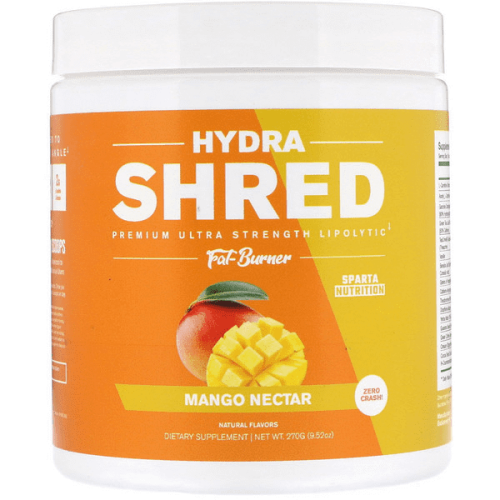 Supplement Mania Online - HYDRA SHRED 270g by SPARTA NUTRITION