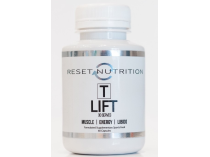 T LIFT 60 CAPSULES by RESET NUTRITION