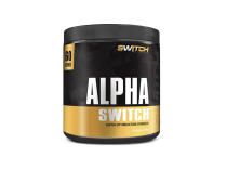 ALPHA SWITCH 60 SERVES by SWITCH NUTRITION