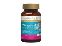 WOMEN'S MULTI 60 TABLETS by HERBS OF GOLD