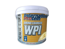 AMINO CHARGED WPI 3kg by INTERNATIONAL PROTEIN *free shipping*