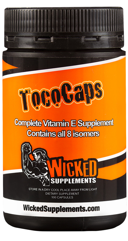 Supplement Mania Online - Wicked Supplements Testosterone