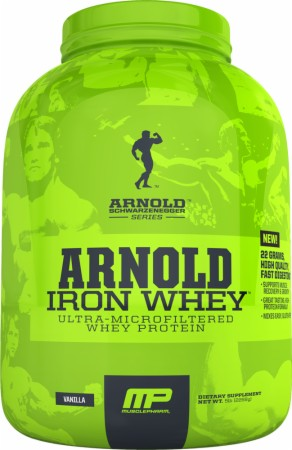 Supplement mania online arnold schwarzenegger iron whey 23kg arnold schwarzenegger malvernweather Image collections