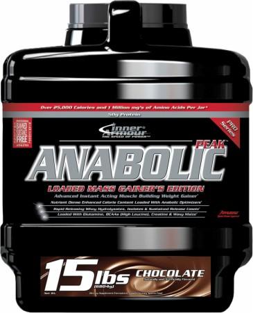 anabolic peak vanilla review